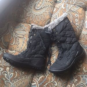 Columbia, 5 Women's Minx Mid, Cold Weather Boot